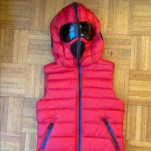 AI Riders Down jacket size 8